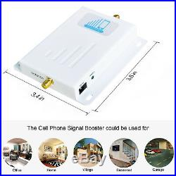 1700/2100MHz Cell Phone Signal Booster Amplifier AWS 3G 4G Signal Booster Band 4