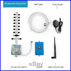 2600MHz LTE 4G Cell Phone Signal Booster Repeater Amplifier Kit for Band 7 Data