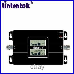 2G 3G 4G 850/1700MHz B5 B4 Cell Phone Signal Booster Amplifier Set for Car