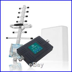 2G 3G 4G 850/1900/700MHz Cell Phone Signal Booster Band 5/2/13 LTE for Verizon