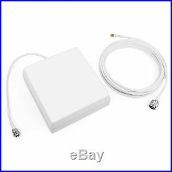 2G 3G 4G 900/1800/2100MHz Cell Phone Signal Booster 70dB LTE Mobile Repeater Kit