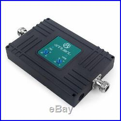 2G 3G 4G LTE Cell Phone 700/1800MHz Band 28/3 Signal Repeater 70 dB Home/Office