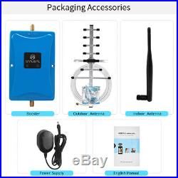 2G 3G 4G LTE Cell Phone Signal Booster 850/1700MHz Repeater Kit For Band5/4 Home