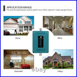 2G/3G/4G LTE Cell Phone Signal Booster 850/1700/1900/700/MHz 5 Band Repeater