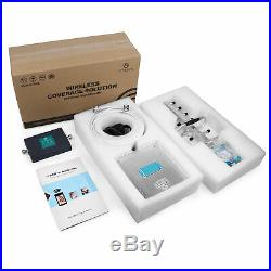 2G 3G 4G LTE Verizon AT&T 700/850/1900MHz Cell Phone Signal Booster Fast Ship
