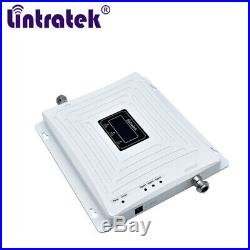 2G/3G/4G Signal Booster for Cellphone Network Tri Band Repeater 900/1800/2100MHz