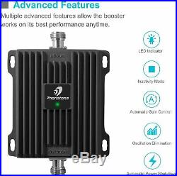 3G 4G LTE 1700MHz Mobile Cell Phone Signal Booster Band 66 & Band 4 Repeater Kit