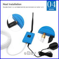 3G 4G LTE 1700/2100MHz Band 4 Cell Phone Signal Booster Repeater Kit Voice Data