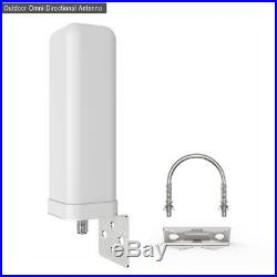 4G 700MHz Cell Phone Signal Booster AT&T Verizon LTE Mobile Repeater For Home