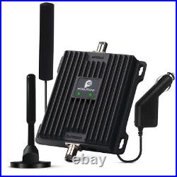 4G Cell Phone Signal Booster Band 12/13/17 Vehicle Mobile Repeater Car/Truck