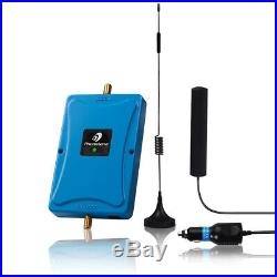 4G LTE 1700MHz Cell Phone Signal Booster Band 4 Repeater for Car Truck RV Signal