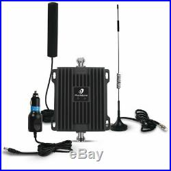 4G LTE 700MHz Cell Phone Signal Booster Band 12/13/17 Mobile Repeater for Car