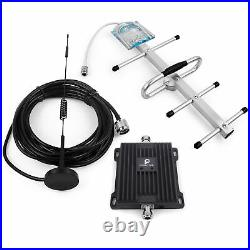 4G LTE AT&T Verizon 700MHz Band 12/1713 Cell Phone Signal Booster Data Voice