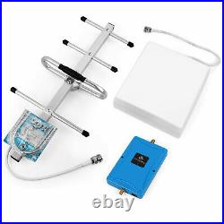 4G LTE Data AT&T 700MHz Band 12/17 Cell Phone Signal Booster Repeater Kit Voice