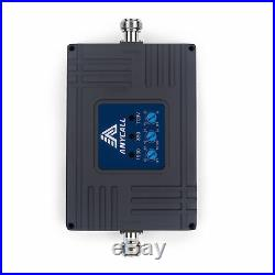 4G LTE Verizon 700MHz 2G 3G 850/1900MHz Cell Phone Signal Repeater 70dB Booster