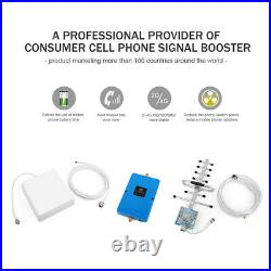 4G LTE Verizon 700MHz Band 13 Cell Phone Signal Booster Amplifier Repeater Kit