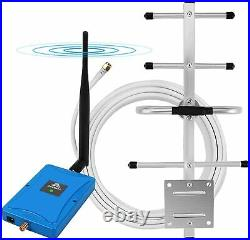 4G LTE Verizon 700MHz Band 13 Cell Phone Signal Booster Kit for Home Data Voice