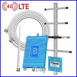 4G LTE Verizon 700MHz band13 Cell Phone Signal Booster Repeater Amplifier
