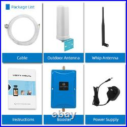 4G only ATT 700MHz-Band 12/17 Cell Phone Signal Booster Wireless Amplifier Data