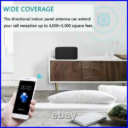 5-Band Cell Phone Signal Booster Repeater for Verizon AT&T T-Mobile All Carriers