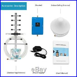 700MHz Verizon AT&T 4G LTE Cell Phone Signal Booster Repeater Amplifier Stock US