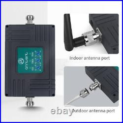 700/850MHz 4G LTE AT&T Verizon Cell Phone Signal Booster Kit For Band 5/12/13/17