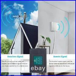 700/850MHz Cell Phone Signal Booster Tri-Band for Verizon AT&T T-Mobile 4G LTE