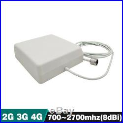 70dB GSM 900+DCS 1800+LTE 2600 MHz Tri Band Booster Cell Phone Signal Repeater