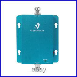 850MHz 3G Cell Phone Signal Booster Amplifier 4G LTE Repeater for Home / Office