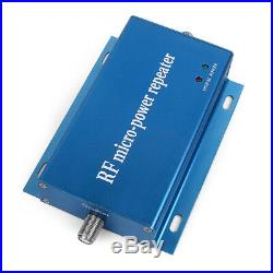 850MHz 62dB 3G AT&T Cell Phone Signal Booster Amplifier Antenna Kits for Home