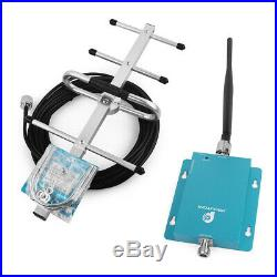 850MHz 65dB GSM 3G Cell Phone Mobile Signal Booster Repeater for AT&T Verizon