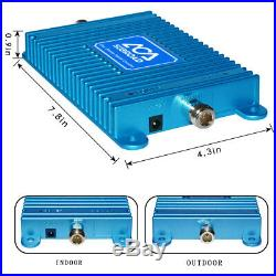 ATT Cell Phone Booster 4G LTE 700MHz Band 12/17 FDD Signal Repeater Amplifier