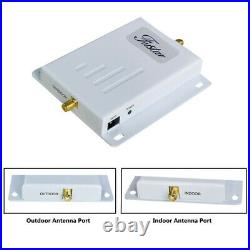 ATT Verizon T-mobile 4G LTE CellPhone Signal Booster 1700Mhz Band 4 Repeater Kit