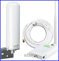 AT&T Cell Phone Signal Booster 4G LTE 700MHz Band 12 & Band 17 Repeater Home