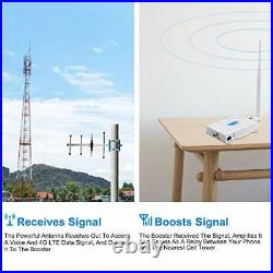 AT&T Cell Phone Signal Booster 4G LTE Band12 /17 700Mhz US Cellular T-Mobile