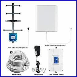 AT&T Cell Phone Signal Booster 5G 4G LTE 700Mhz Band 12/17 US Cellular T Mobi