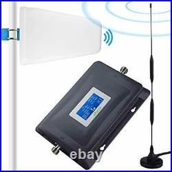 AT&T Cell Phone Signal Booster 5G 4G LTE ATT Signal Booster T-Mobile US Cellular