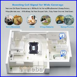 AT&T Cell Phone Signal Booster AT&T Signal Booster 5G 4G LTE T Mobile Cricket 5G