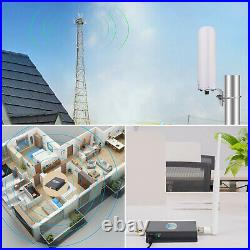 AT&T Cell Phone Signal Booster T-mobile 4G LTE 700MHz Band 12 17 Amplifier Home