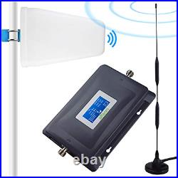 AT&T Cell Phone Signal Booster Verizon Signal Booster 5G 4G LTE US Cellular Band