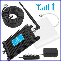 AT&T Phone Booster home 4G LTE Band 12/17 Cell Phone Signal Repeater Amplifier