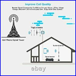 AT&T Signal Booster 5G Cell Phone Signal Booster ATT Cell Phone Booster AT&T Cel