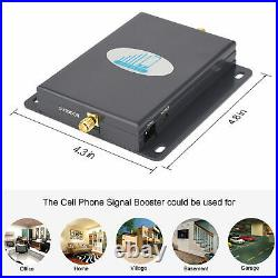 AT&T T-mobile 700MHz 4G Cell Phone Signal Booster Improve LTE Data Band 12 17