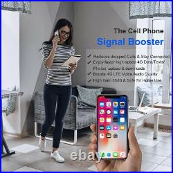 AT&T Verizon Cell Phone Signal Booster T-Mobile 3G 4G LTE 1900MHz Band 2 Home
