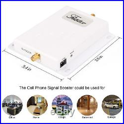 AWS 1700/2100MHz T-Mobile AT&T Cell Phone Signal Booster 3G 4G LTE Band 4 65dB