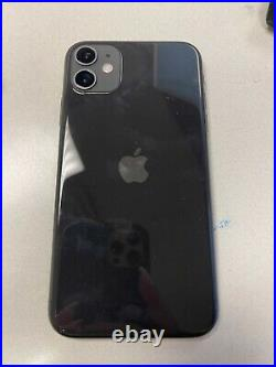 Apple iPhone 11 128GB Black (Unlocked) A2111 FOR PARTS NO SIGNAL