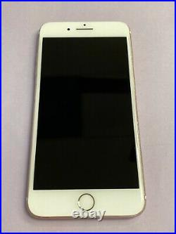 Apple iPhone 7 Plus Rose Gold T-MOBILE ONLY(no signal) AUDIO ISSUE 127
