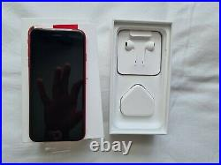 Apple iPhone SE 2nd Gen. RED 64GB (UNLOCKED) A2296 FAULTY NO SIGNAL BRAND NEW