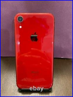 Apple iPhone XR 128GB RED AT&T (Check ESN) Smartphone Signal Issue READ