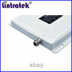 B5/B4/B2 Cell Phone Signal Booster 850 1700 1900mhz Tri Band Repeater Amplifier